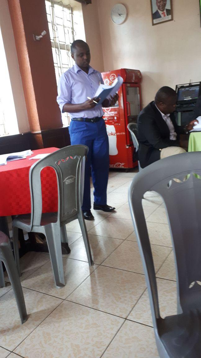 agm 2018 - auditors report